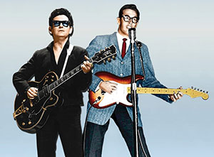 Roy Orbison and Buddy Holly 2019 UK Tour