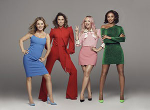 Spice Girls 2019 UK Tour