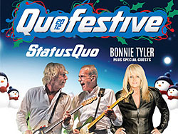 Status Quo - 2012 Quofestive UK Tour