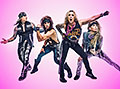 Steel Panther 2016 UK Tour