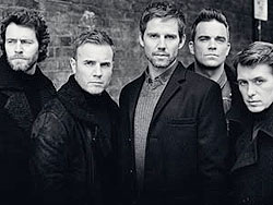 Take That - 2011 UK Tour