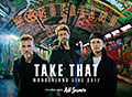Take That Wonderland Live 2017 UK Tour