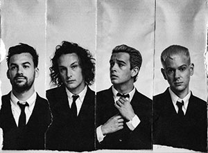 The 1975 UK Tour