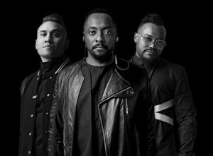 Black Eyed Peas 2018 UK Tour