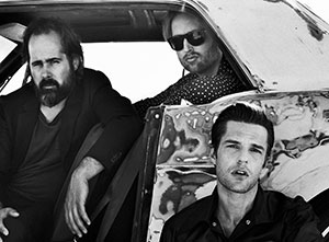 The Killers 2019 UK Tour
