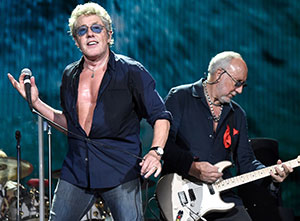 The Who 2019 UK Tour