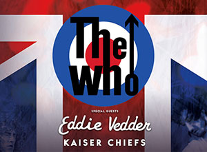 The Who 2019 Wembley