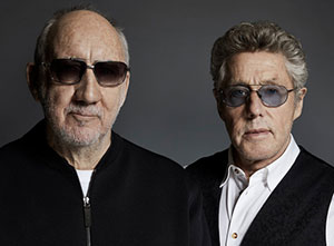 The Who 2020 UK tour