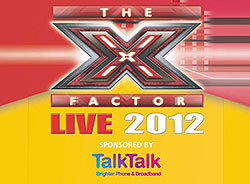 The X Factor Live - 2012 UK Tour