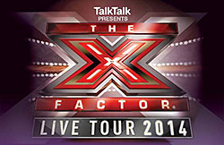 The X Factor Live - 2014 UK Tour
