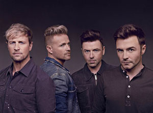 Westlife 2019 UK Tour