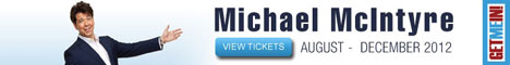 Michael McIntyre UK Tour
